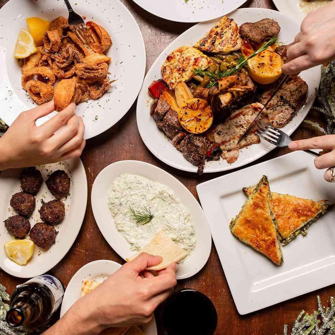 Christmas Meal Orlando | Taverna Opa