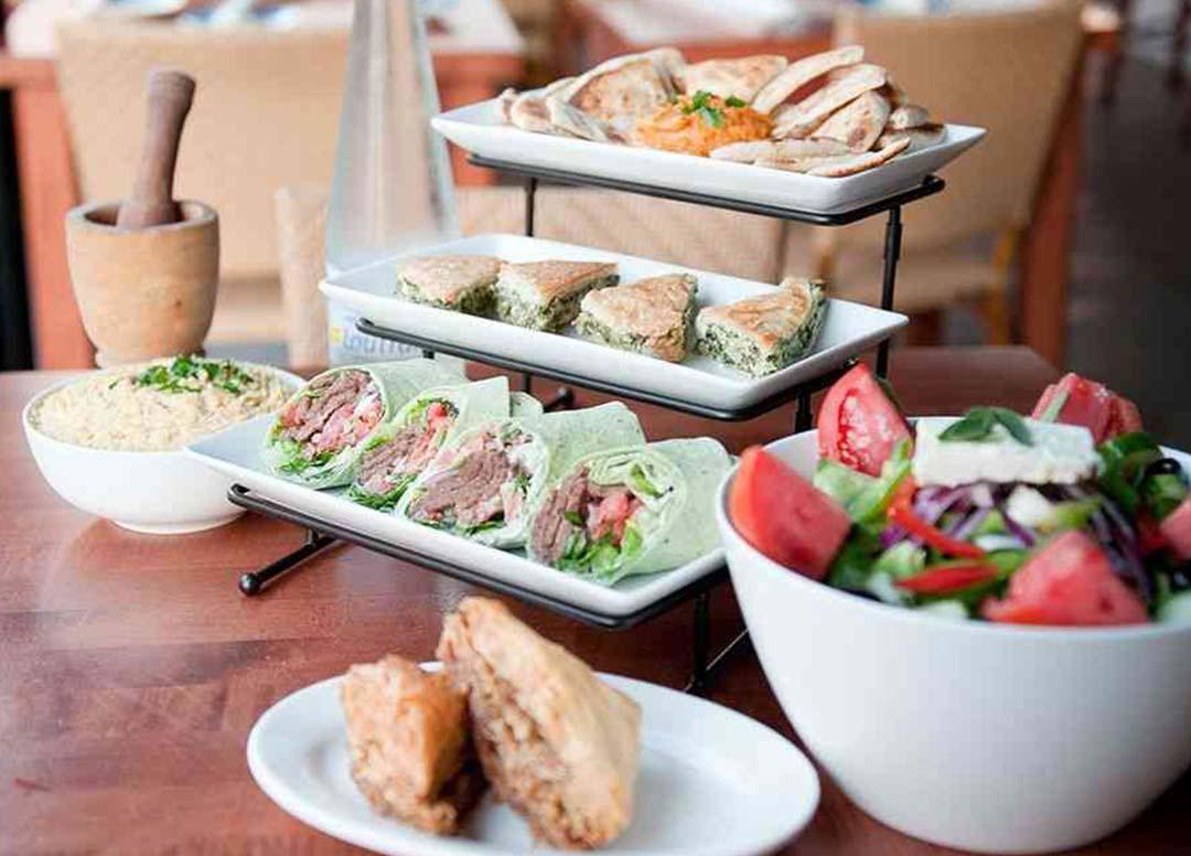 Happy Hour Appetizer Options | Opa Orlando