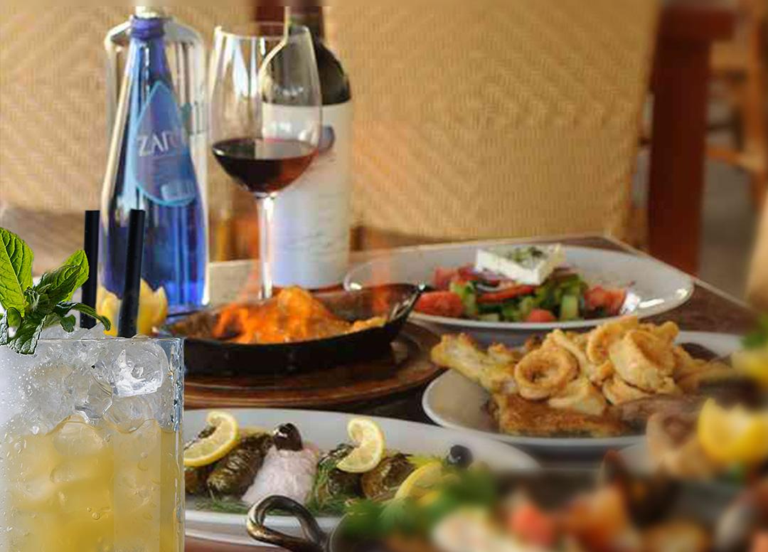 Happy Hour Drink Options | Opa Orlando