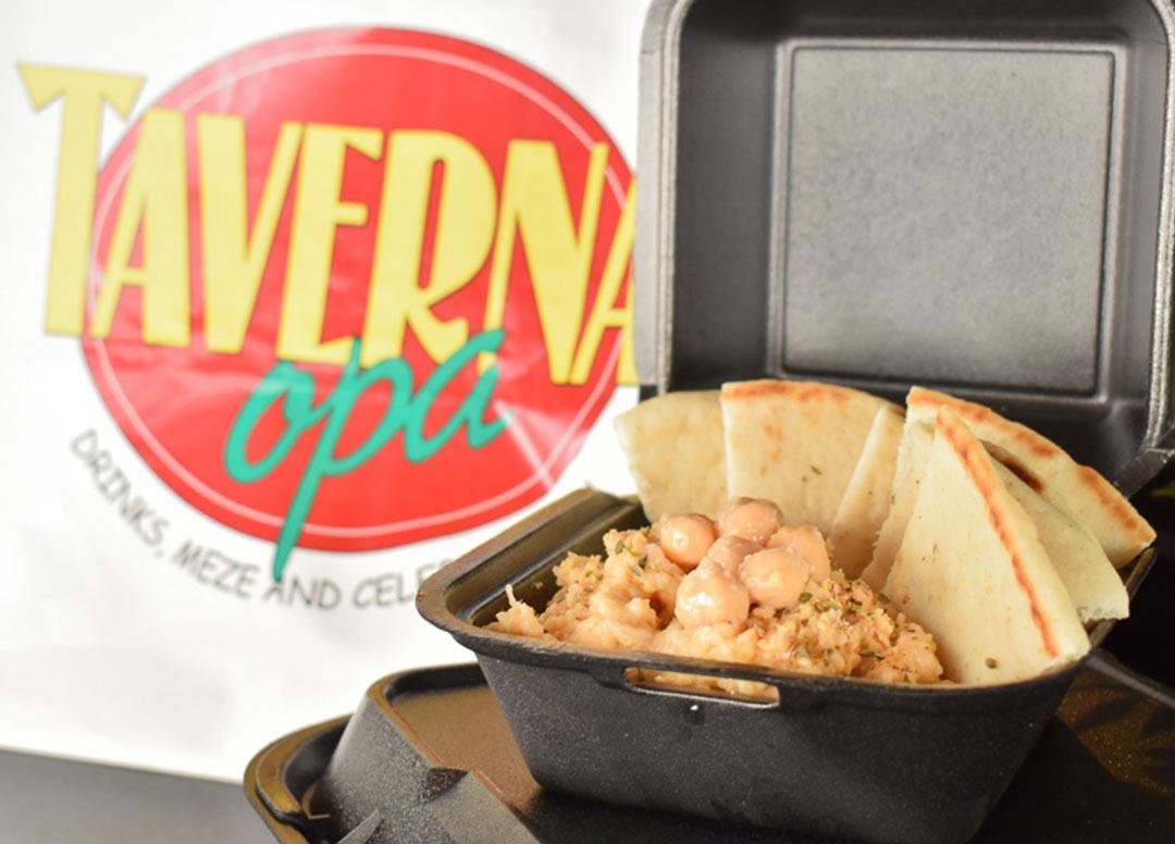 Greek Food Takeout Bite30 | Opa Orlando