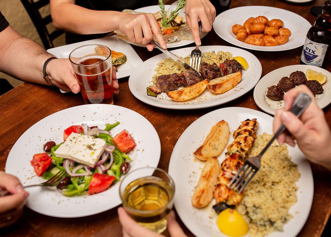 Taverna Opa Greek Food
