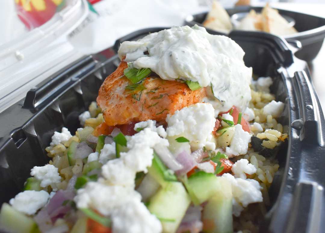 Party Catering Salad | Opa Orlando