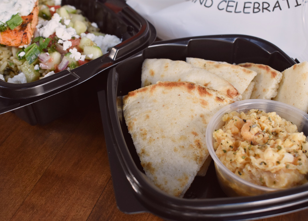 Affordable Catering Orlando Boxed Lunch   Taverna Opa