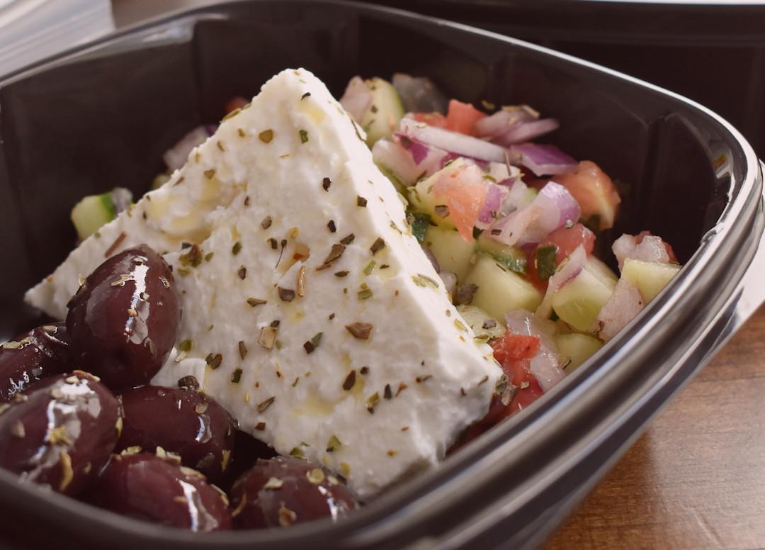 Lunch Catering Orlando Greek Salad   Taverna Opa