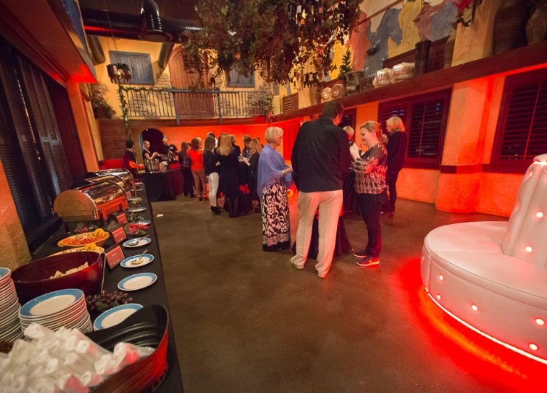 Corporate Party Venue At Opa Orlando   Taverna Opa