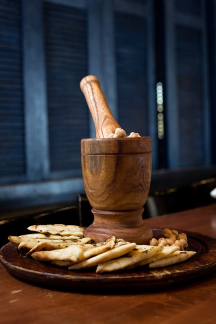 Party Venue Food Hummus | Taverna Opa