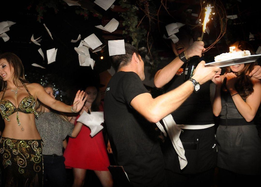 Party Venue Orlando | Taverna Opa